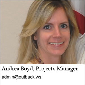 Andrea Boyd Outback Solutions